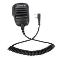 Wholesale Wouxun Transceiver - OPPXUN Anti-rain 2 Pin PTT Speaker Mic for Kenwood BAOFENG UV-5R TYT WOUXUN H777 RT3 Walkie Talkie Ham Radio Hf Transceiver