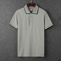 Wholesale Lycra Masculina - M211 Luxury brand desiger mon men t-shirt Fashion Casual Shirts mens tops 100% cotton shorts Gym Male Camisa Masculina