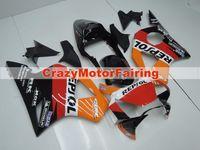 Wholesale Honda 954rr Repsol - 3 gifts New ABS Fairing Kits 100% Fit For HONDA CBR954RR CBR900RR 02 03 CBR CBR900 900RR 954 954RR CBR954 RR 2002 2003 hot buy repsol
