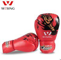Wholesale Punching Bag Man - Man Muay Thai Boxing Gloves Punching Bag training Boxeo guantes de boxeo bokshandschoenen