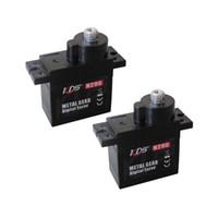 Wholesale Metal Micro Servo - 2x KDS N290 Digital Micro Metal Gear High Torque Analogue CCPM Servo