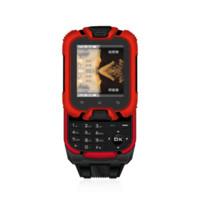 "Wholesale Bluetooth Slide Out Keyboard - KEN XIN DA W10 Smart Watch 1.44"" TFT Capacitive Bluetooth 3.0 Slide-out Keyboard Style Smart Watch Phone SC6531 0.32GHz 32MB RAM"