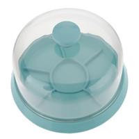 инструменты для ремонта часов оптовых-Wholesale-New Arrival!!!Plastic Watch Dust Sheet Cover Guard Tray Spare Protector Watchmaker Repair Tool Hot Sale