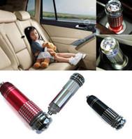 ingrosso mini barra d'ossigeno-12 V Mini Auto Auto aria più fresca Fresh Air Purifier Oxygen Bar Ionizzatore Lonizer Ionizer Cleaner Una varietà di colori
