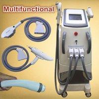 Wholesale Dark Pigmentation - shr ipl machine laser hair machine sale q switch nd yag laser machine quality tattoo removal dark skin pigmentation