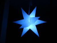 Wholesale Inflatables Stars Decorations - cheap 5ft inflatable star for party