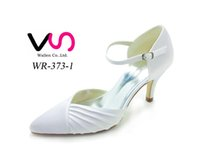 Wholesale Yellow Bridesmaid Shoes Wedding - 2015 Glitter Silver Gold Champagne High-heeled shoes 8cm Bridal High Heels Shoes Wedding Bridesmaid Shoes Party Shoe Size 35-42 Flat shoes