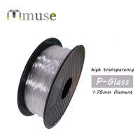Wholesale 3d Printer Glass - 0.8kg 1.75mm High Transparency P Glass 3D Filament, PC & PETG Composite 3D Printer Filament