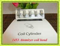 Wholesale Iclear Coil Factory - 1453 Atomizer coil head for factory newest 1453 Atomizer Ultimate 1453 Clearomizer VS Iclear 30s coils Atlantis coils Freemax starre coils