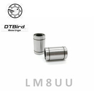Wholesale ball bushing bearing for sale - LM8UU mmx15mmx24mm Linear Ball Bearing Bush Bushing cnc Parts For D Printer