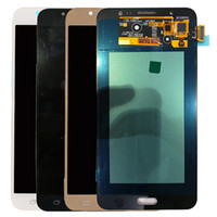 Wholesale Lcd Oled - For Samsung Galaxy J7 2016 J710 J710F J710M J710H J710FN OLED Display Screen + Touch Screen Digitizer Assembly Tools