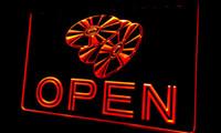 Wholesale Open Dvd - LS198-r OPEN DVD Blu Ray Movie Disc Light Sign