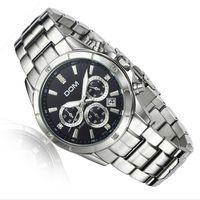 Wholesale Dom Sapphire Watch - 2018 luxury watchWatches men luxury brand Top Watch DOM 510D quartz men wristwatches dive 200m military watch sapphire fashion relogio mascu