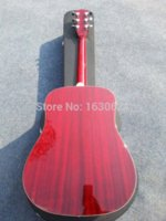 2015 New + Factory + Natural Chibson Dove guitare acoustique, guitare électro-acoustique Dove 1964 doubles inlays rhombiques épicéa