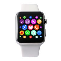 Wholesale Design Polish - New Design IWO W51 IP65 Waterproof Bluetooth Smart Watch Wireless Charging Sapphire crystal Werable device for samsung iphone