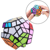 Wholesale Special Toys side Megaminx Magic Cube Speed Puzzle Twist Education Intelligence Gift