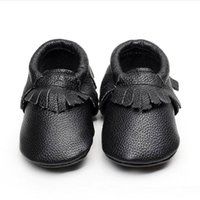 Wholesale Kids First Walker Shoes - wengkk store baby first walkers fashion kids casual leather shoes high quality best price free shipping