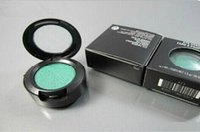 Wholesale Shimmer Eye Shadows - Free Shipping Glitter Eyeshadow Smokey Makeup Eye Shadow Powder 1.5g Metallic Shimmer Humid Color White Trost Color 1 Pcs