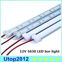 Wholesale Hard Strip Led - 10% DC12V 5630 LED Bar Light 5630 With PC Cover 50cm 36leds LED Rigid Light 5630 LED Hard Strip