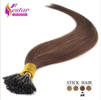 Wholesale Tape Hair Extensions Lengths - i tip hair extensions 1# 4# 24# tape hair 2#