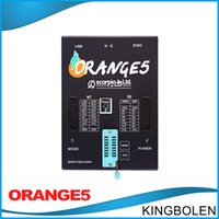 orange software - 2017 OEM Orange5 Professional Programming Device With Full Adapter and Software Enhanced Function orange DHL