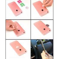 beweglicher schlag großhandel-Universal New Handy GPS Auto Magnetic Dash Mount Halter für iPhone Samsung Universal Kostenloser Versand