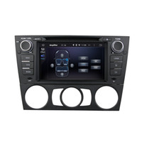 Wholesale Din Detachable - 4 Core 1 Din Pure Android ISDB-T Detachable Touch Screen Car GPS DVD For BMW E91 Touring