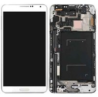 Wholesale Galaxy Sh - New For Samsung Galaxy Note 3 N900 N9005 N900K N900L N900S N900A N900T N900V LCD Display Touch Screen Digitizer Assembly Replacement Free Sh