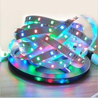 Decoration SMD2835 No New 2835RGB non-waterproof 60led m strip light+ 24 keys mini controller