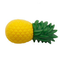 Pineapple Fruit USB 2.0 Memory Stick Flash Pen Drives USB Flash Disk Thumbdrive Real 1GB 2GB 4GB 8GB 16GB + Box