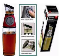 Wholesale Measure Oil - Practical Metering bottle pressing type quantitative scale health pot seal oil measure bottle kitchen tools 50Pcs