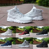 Wholesale Warmest Shoes For Winter Men - 2016 Autumn Winter keep Warm Huarache 6 Fashion Running Shoes for Perfect quality NEO 10K DUNKS SB Airs Huaraches Casual Sneakers Size 40-45