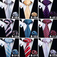 Wholesale Cheap Plaid Ties - Cheap Men Fanshion Accessories Mens Ties JASON & VOGUE Silk Plaid Tie Nearly 200 Fashion High Quality Neckties Free Shipping