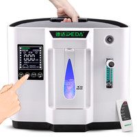 Wholesale Household Oxygen Machine - Oxygen Machine, 6L Portable Oxygen Concentrator Generator Air Purifier Air Purifier Household Continously O2 Supply, Free Shipping
