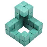 Wholesale logic puzzles for sale - 2017 new D building model building blocks toy children s exercise logic thinking puzzle children s parent game building block toys