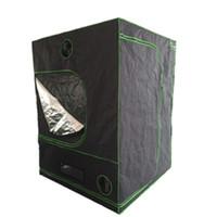 Wholesale Dark Tent - 150*150*200(60*60*78'') Hydroponics Indoor Dark Room Grow Tent With Free Shipping