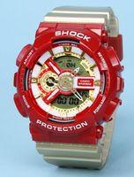 Wholesale Digital Watches G Shocks - Popular Mens Summer G Sports GA110 Watches LED Waterproof Climbing Digital S Shock Men 100 Watch All Pointer Work Original Box