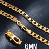 goldene ketten großhandel-6 mm * 20