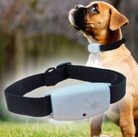 Wholesale Dog Cats Collars - New Arrival Pet Barking Deterrents Dog Cat Ultrasonic Pest Repeller Good Quality Plastic Safety Electronic Insect Repellent Collar