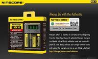 Wholesale nitecore aa - Muitifunctional EU European Charger Nitecore Battery Charger for 18650 16340 26650 AA AAA 14500 Battery Charger Nitecore I4 Charger