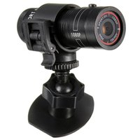 Wholesale Motor Dvr - Full HD 1080P Round Sports Camera for bicycle motor-cycle helmet Car DVR Mini Extreme Sports Action Camera Camcorder