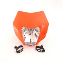 Wholesale Ktm Xcf - Universal Headlights Headlamp Motorcycle For KTM SX EXC XCF SXF SMR Street Fighter