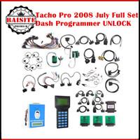Wholesale Honda Dash Kit - Factory price!!High quality Tacho 2008 universal dash programmer V2008 Odometer correction programmer tacho pro 2008 repair kit