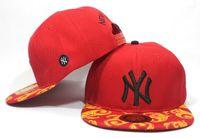 Wholesale 3d Embroidery Snapback - 2016 New NY Baseball Caps Hiphop Men Women Adjustable Hats 3D embroidery MLB New York Yankees Snapback Cap Headware