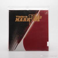 Wholesale Pingpong Blades - YASAKA Mark V M2 Table Tennis rubbers Pingpong rubber for table tennis blade