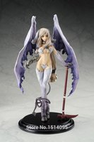 Wholesale Embrace Japan - Anime Diabolus Unglate Devil Pre-painted PVC Sexy Girl Embrace Japan PVC Action Figure Collection Model Toy 27.5cm SG022