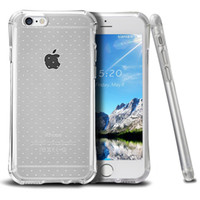 Wholesale Iphone Structure - iPhone 6 Plus Case,5.5 inch TPU Slim Fit iPhone 6s plus Case ,Air Buffer Corners Frame Smart Thermal Control Structure ,Clear soft cover