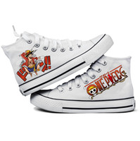 Wholesale Joker Split Fashion - 2016 Fashion High Top Canvas Shoes For Women Men Casual Shoes,Funny Harley Quinn and Joker Printed Shoes,Unisex Breathable Flats