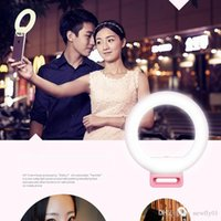 Wholesale New Blackberry Bold - 2016 new LED selfie flash ring Light for iPhone,Samsung Galaxy,Blackberry Bold Touch, Sony Xperia, Motorola Droid and Other Smart Phones