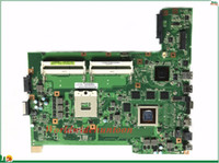 Wholesale Intel Motherboard Memory - High Quality MB 60-N56MB2700-B07 For Asus G74SX Laptop Motherboard REV2.0 PGA989 N12E-GS-A1 8 Memory DDR3 100% Tested